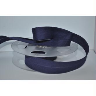 Biais Uni Rouleau De 20 Mètres Coloris Bleu Marine 770  2Cm / 20Mm Fillawant De Dmc