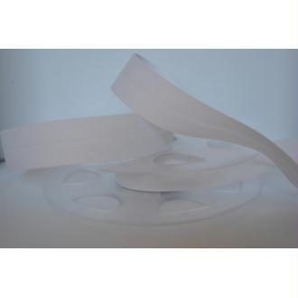 Biais Uni Rouleau De 20 Mètres Coloris Blanc 2Cm / 20Mm Fillawant De Dmc