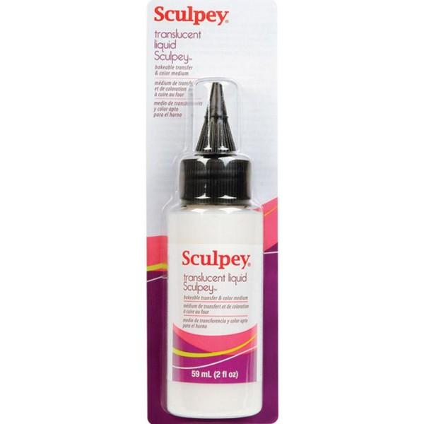 Médium transfert Sculpey liquide 59 ml - Photo n°1