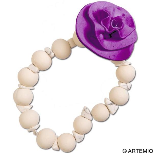 Pâte Sculpey Premo Accent Violet perle - 57g - Photo n°2