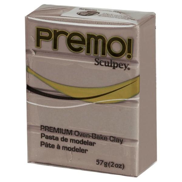 Pâte Sculpey Premo Argent - 57g - Photo n°1