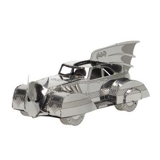 Batmobile 1941 L'origine - DC comics - Kit métal pré-découpé au laser, à assembler sans colle