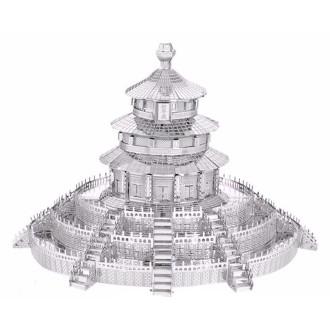 Temple du ciel (Pekin) Taille XL -Kit métal pré-découpé au laser, à assembler sans colle