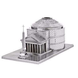 Panthéon (Rome) - Kit métal prédécpoupé au laser à monter sans colle