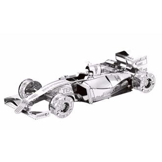 Formule 1 Lotus -Kit métal pré-découpé au laser, à assembler sans colle