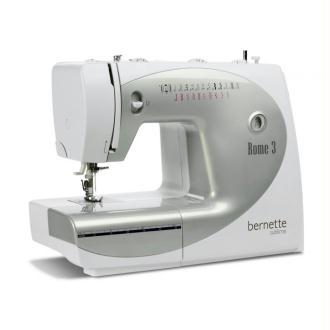 Machine à coudre Bernette Rome 3