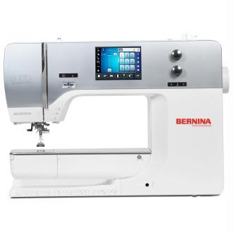 BERNINA 770 QE  Machine à coudre à broder et à quilter de haute qualité