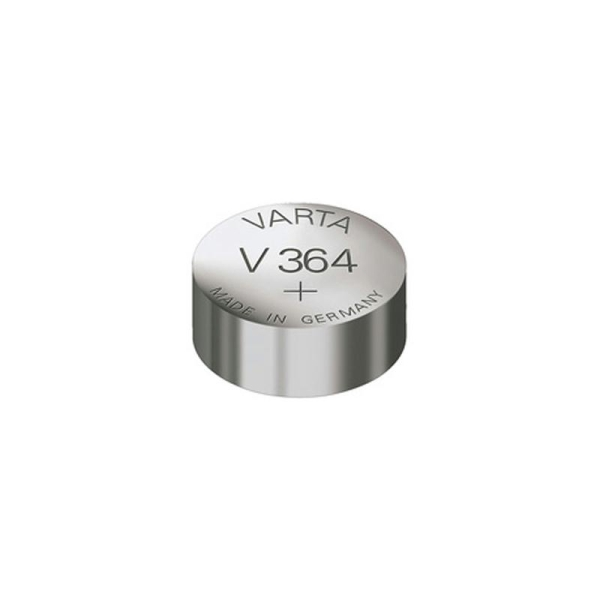 Pile oxyde argent pour montres V370 (SR69) High Drain - Photo n°1