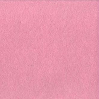 Feutrine épaisse 2 mm 30 x 30 cm Rose pastel