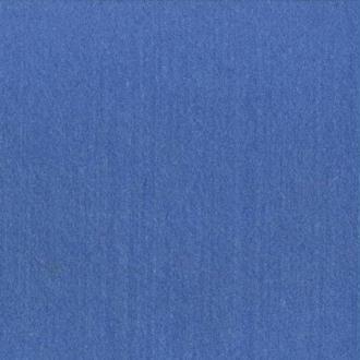 Feutrine épaisse 2 mm 30 x 30 cm Bleu denim