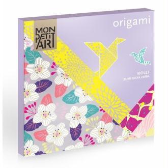 Kit Origami - Violet