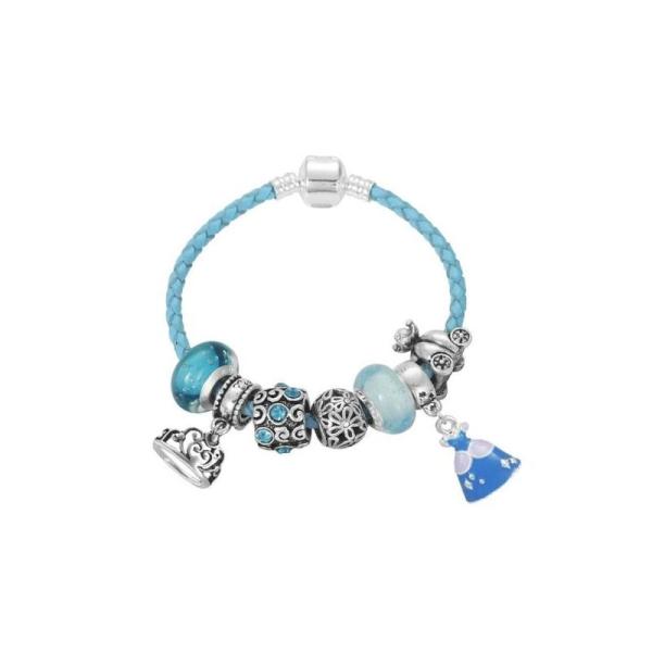 france pas cher vente gros en ligne 2019 authentique Bracelet Disney Princesse Cendrillon 17 cm