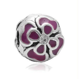 Clip Dahlia violet