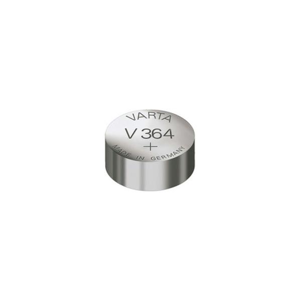 Pile oxyde argent pour montres V371 (SR69) 1,55 Volt - Photo n°1