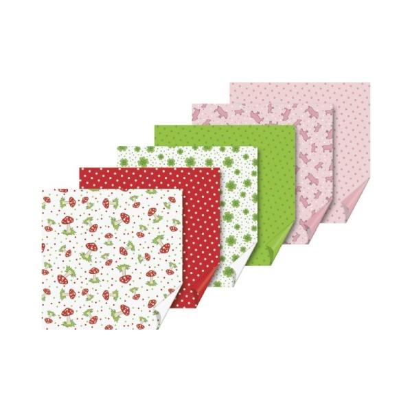 Kit de papier origami