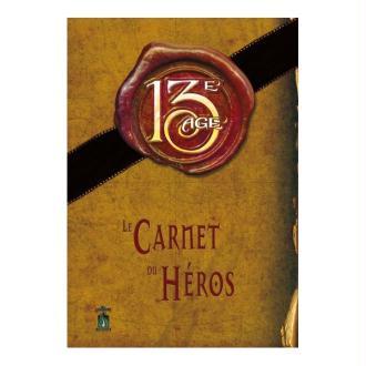 13 ème âge - Le carnet du héros