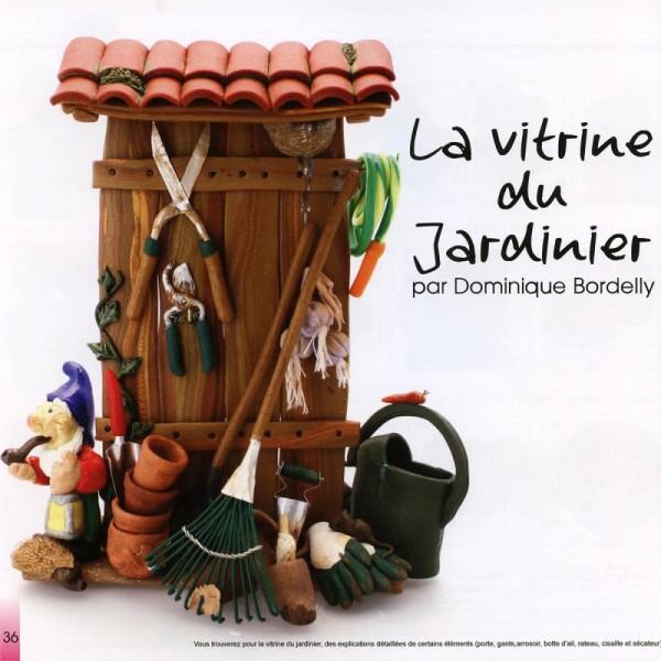 Livre Modelage et sculpture en pâte Fimo: figurines - Photo n°2