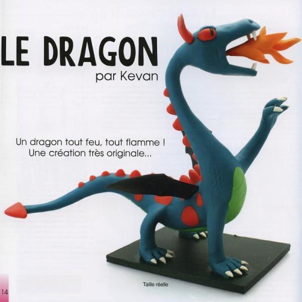 Livre Modelage et sculpture en pâte Fimo: figurines - Photo n°6