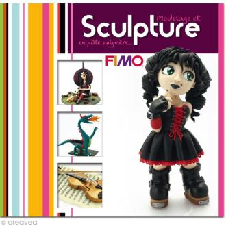 Livre Modelage et sculpture en pâte Fimo: figurines
