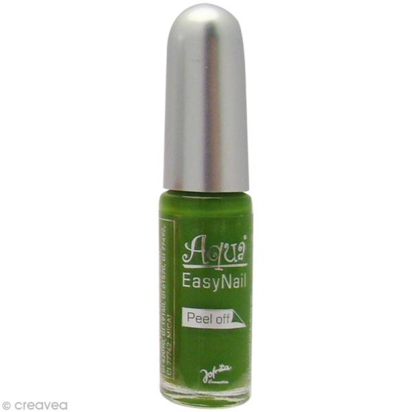 Vernis à ongles Vert à l'eau - Photo n°1