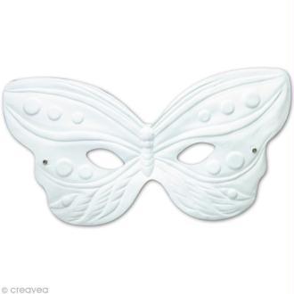 Loup papillon pour Carnaval 12,5 cm