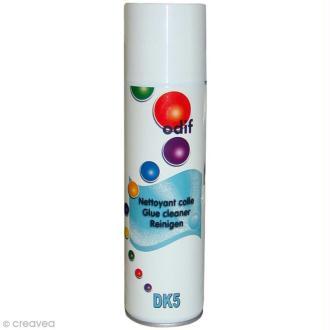 Nettoyant colle DK5 en spray