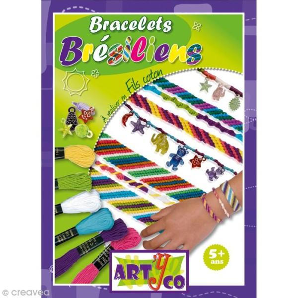 kit de bracelet bresilien