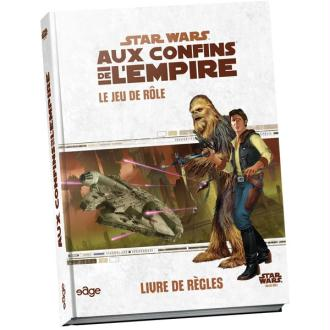 Livre de règles - Aux confins de l empire