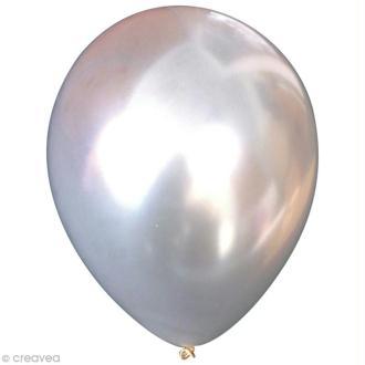 Ballon Blanc nacré x 25 pour mariage