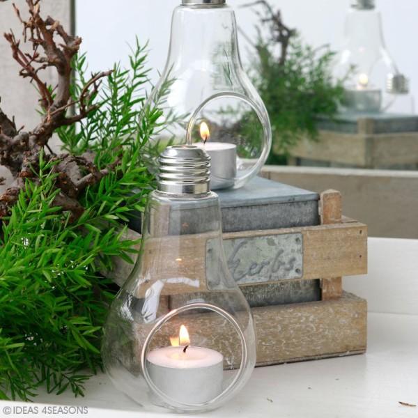 Décoration ampoule ouverte - 13 x 8 cm - Photo n°4