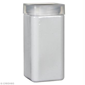 Sable décoratif - Blanc - 740 g