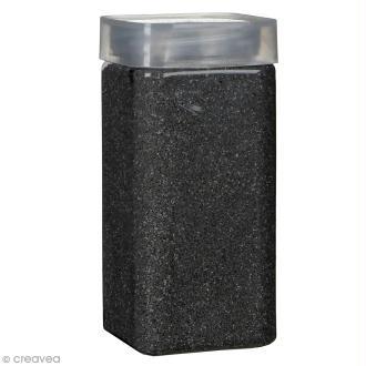 Sable décoratif - Noir graphite - 740 g