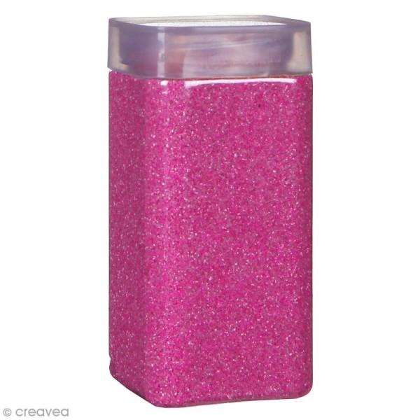 Sable décoratif - Rose bonbon - 740 g - Photo n°1