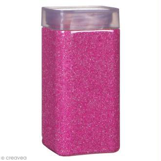 Sable décoratif - Rose bonbon - 740 g