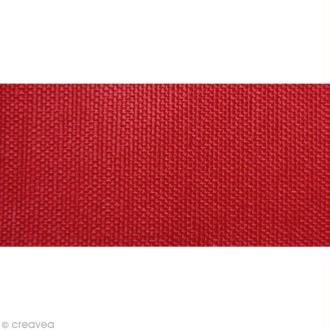 Biais autocollant rouge vif pour abat-jour x 2 mètres