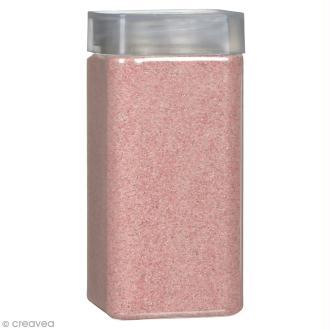 Sable décoratif - Rose pâle - 740 g