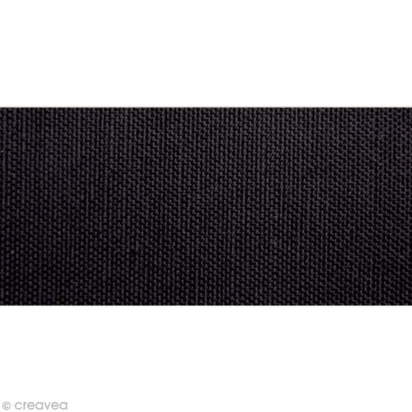Biais autocollant noir pour abat-jour x 2 mètres - Photo n°1