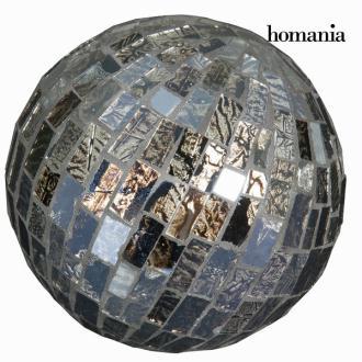 Boule décorative mosaïque - Collection Alhambra by Homania