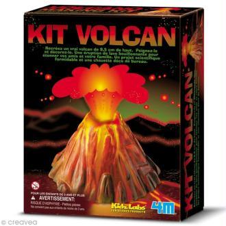 Kit de jeu scientifique - Volcan