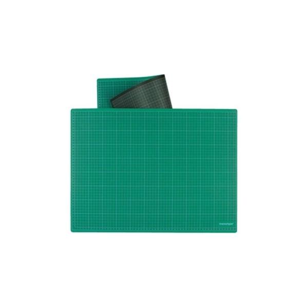 Tapis de découpe, (L)450 x (P)300 x (H)3 mm - Photo n°1