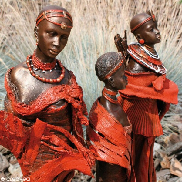 Buste Masai Mala - Photo n°3