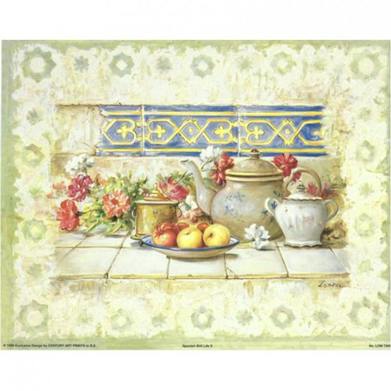 Image pour tableau 3d 24 5 x 19 5 cm etagere cuisine for 3d cuisine deluxe
