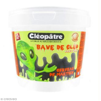 Kit Slime - Bave de Cléo - Cerveau de martien phosphorescent