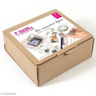 Kit mes accessoires bijoux - Bronze