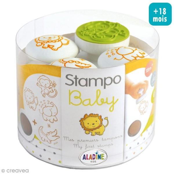 Tampon Stampo'baby Savane - Photo n°1