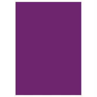 5 feuilles de papier de soie - Violet