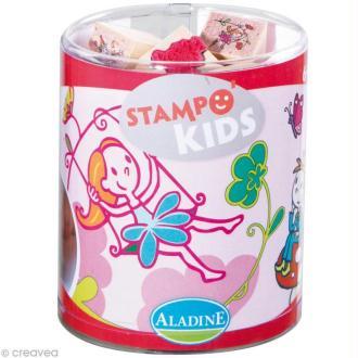 Kit 15 tampons Stampo'kids Les fées