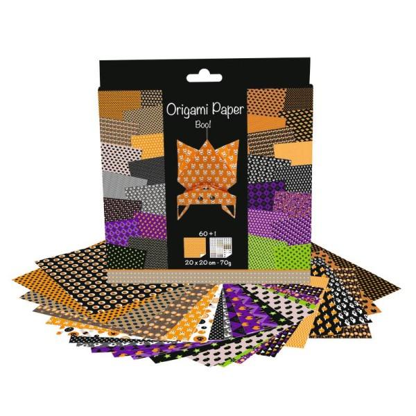 Origami paper - Boo ! - Photo n°1