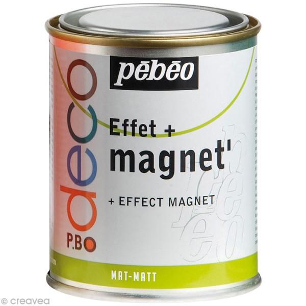 Peinture Magnet' - Effet + Pébéo - 250 ml - Photo n°1