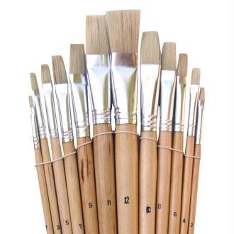 Set de 12 pinceaux